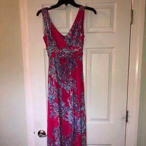 Sloane Maxi Dress-Lilly Pulitzer